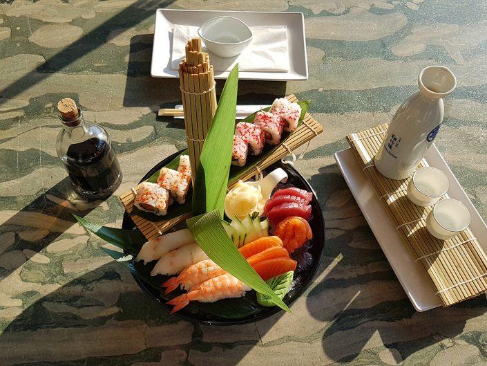 sushi menu food pathos restaurant