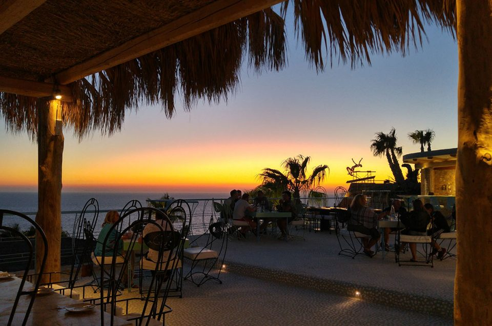 Pathos Sunset Restaurant