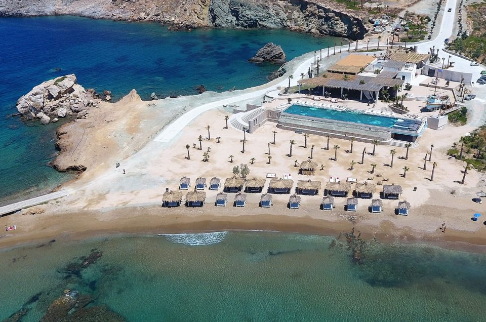EREGO Beach Club and Restaurant
