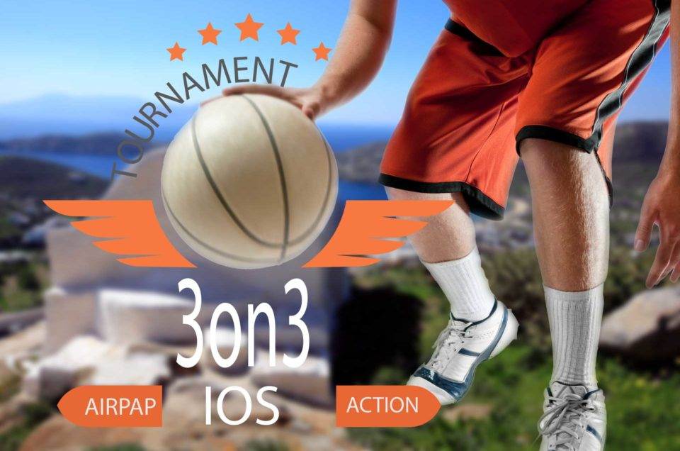 Ios 3on3 Baskteball Camp 2017