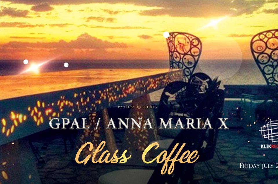 Gpal – Anna Maria X – Glass Coffee