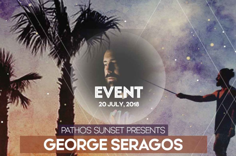 George Seragos at Pathos Sunset Lounge