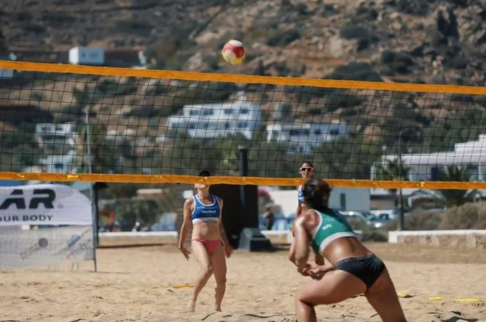 Ios Open Beach Volley 2019 at Mylopotas