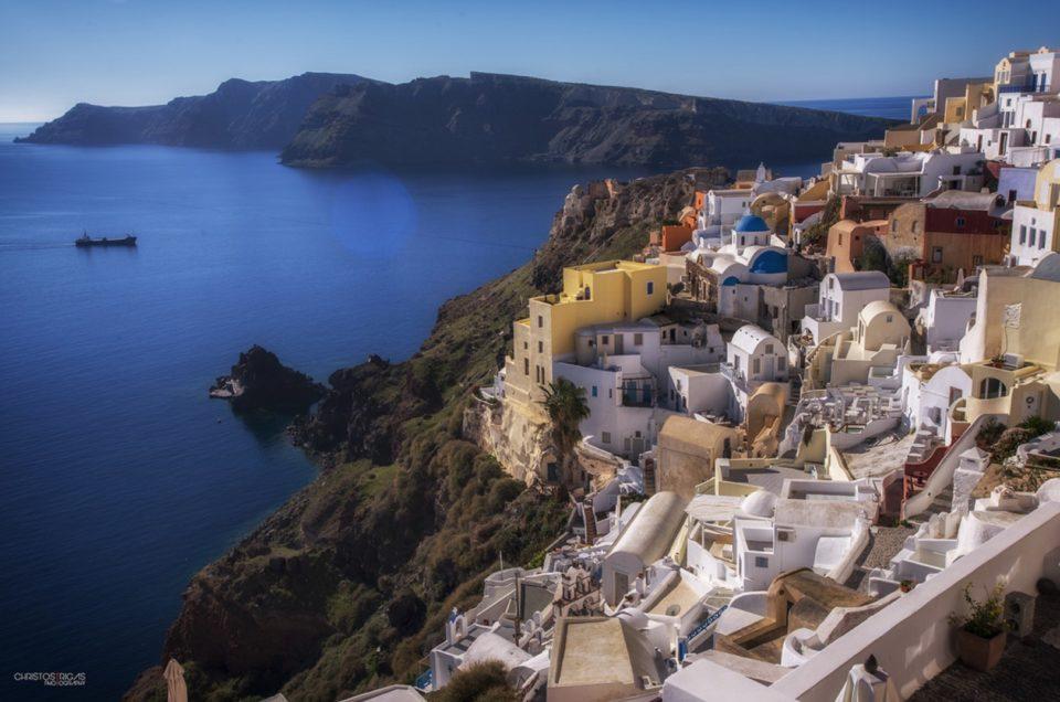Santorini Private Tours & Shore Excursion | Golden Ibex